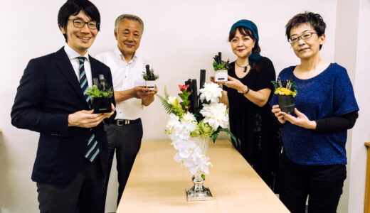 「竹炭インテリア」で日本の生態系を守りたい。「竹害」の認知度向上を