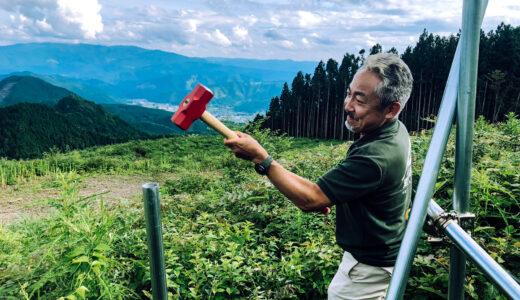里山・中山間地域での挑戦、独自のLPWA無線でIoT通信圏外ゼロへ。