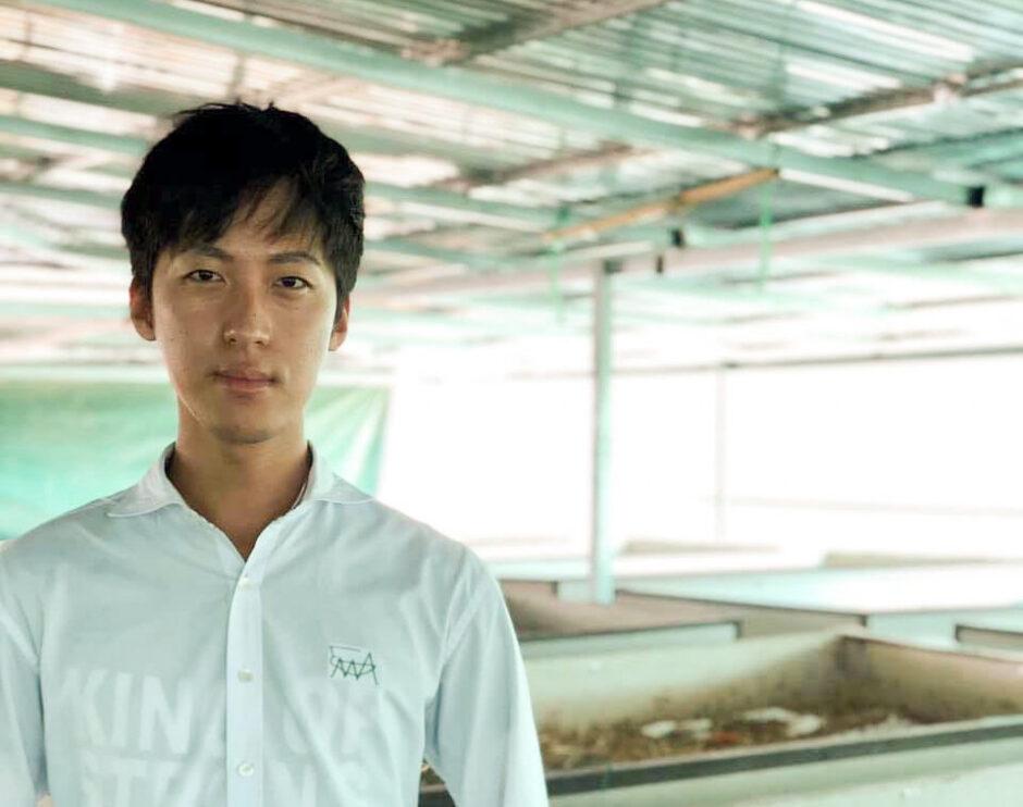 コオロギは食料問題と貧困を解決する。カンボジアで作る持続可能な食料生産の形